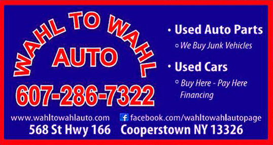 Wahl To Wahl Auto - Used Auto Parts and Cars